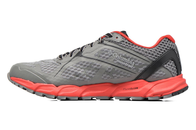 Chaussures de sport Columbia Caldorado II Gris vue face