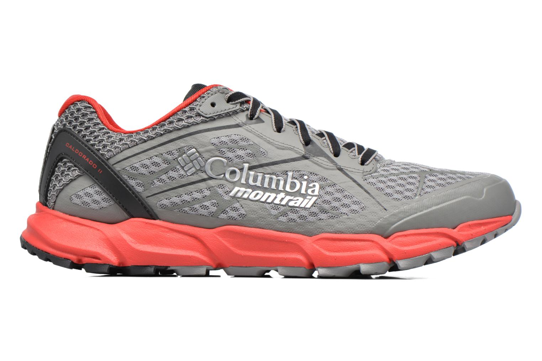Chaussures de sport Columbia Caldorado II Gris vue derrière