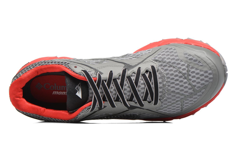Chaussures de sport Columbia Caldorado II Gris vue gauche