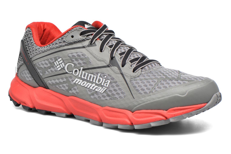 Chaussures de sport Columbia Caldorado II Gris vue détail/paire