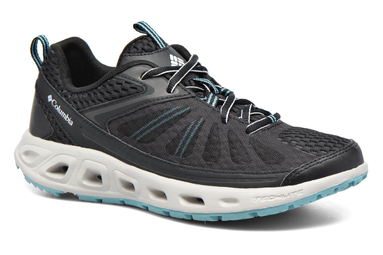 Chaussures de sport Columbia Vent Master Noir vue détail/paire