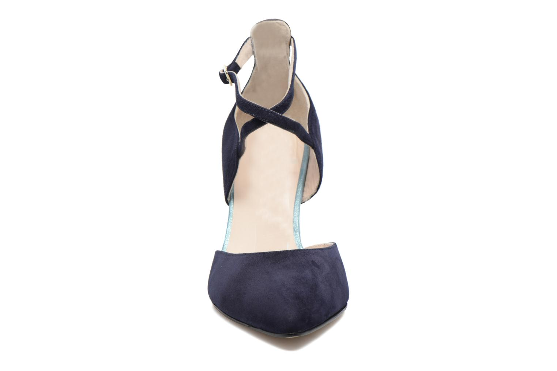 Escarpins Georgia Rose Expression Bleu vue portées chaussures