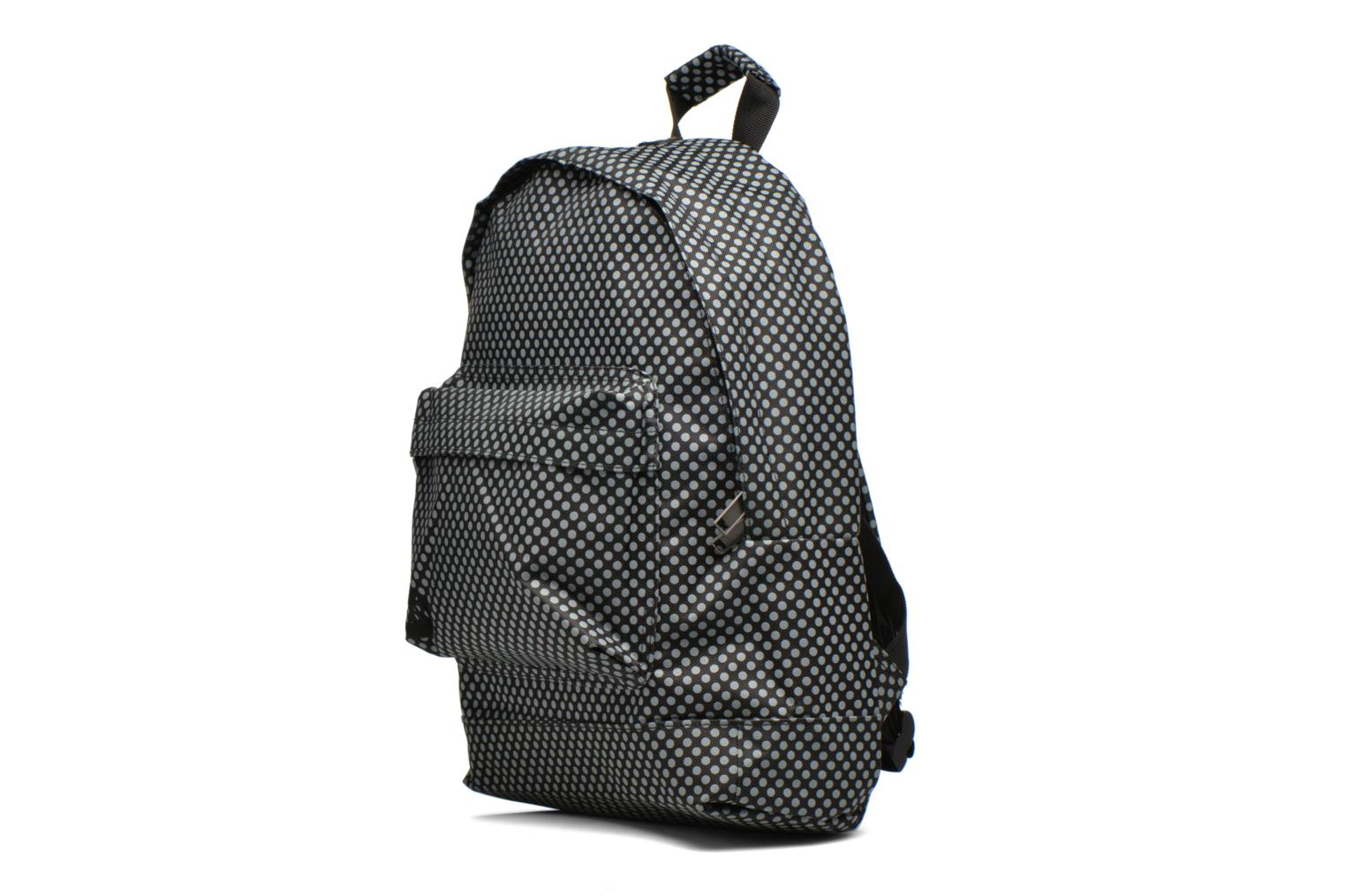 Custom Prints Microdots Backpack Black/grey