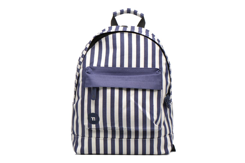 Sacs à dos Mi-Pac Premium Seaside Stripe Backpack Bleu vue détail/paire