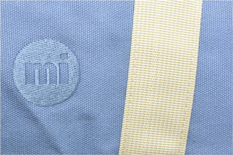 Borsa da palestra Mi-Pac Premium Duffel Azzurro immagine sinistra