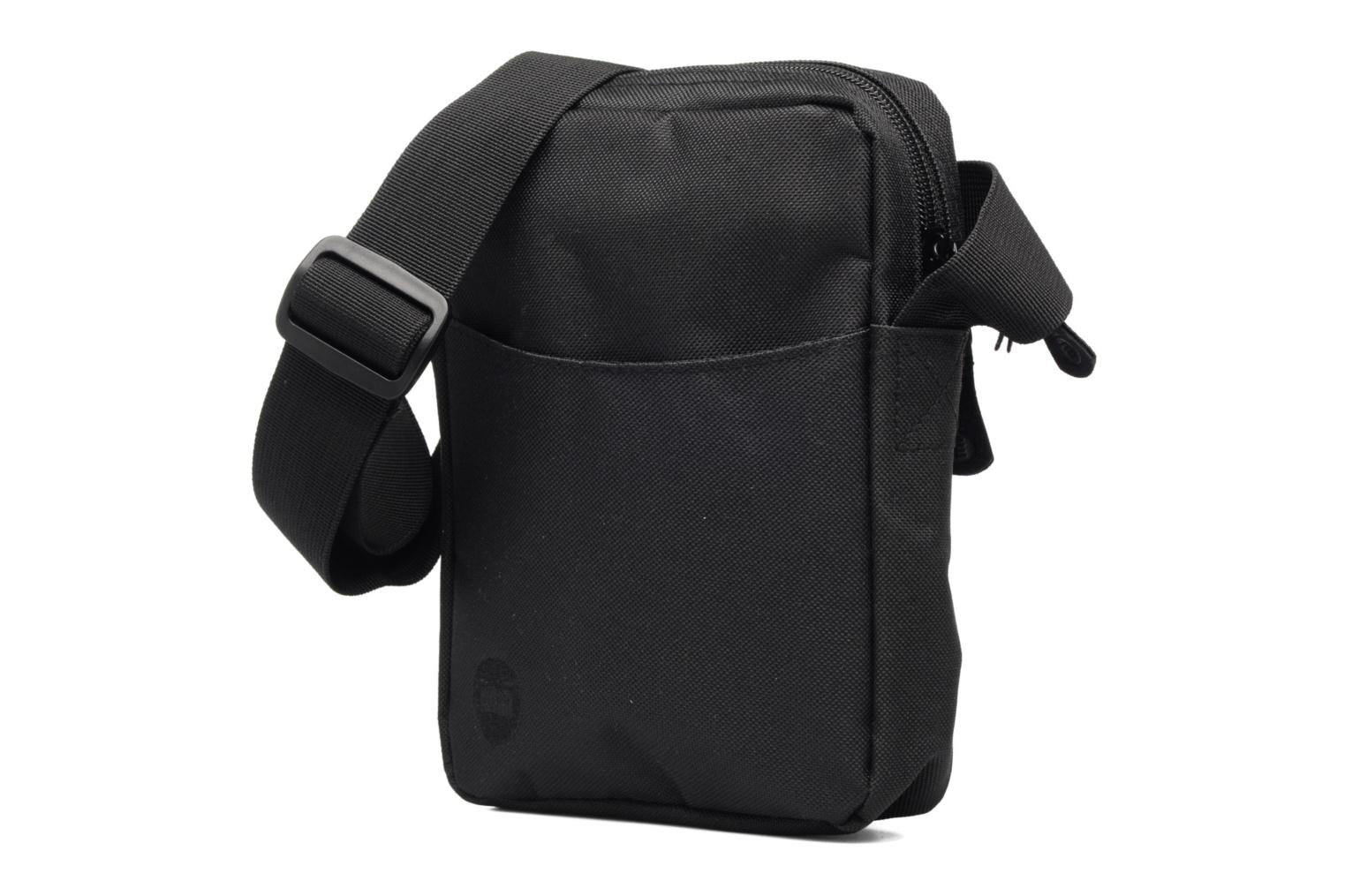 Flight bag Black tumbled