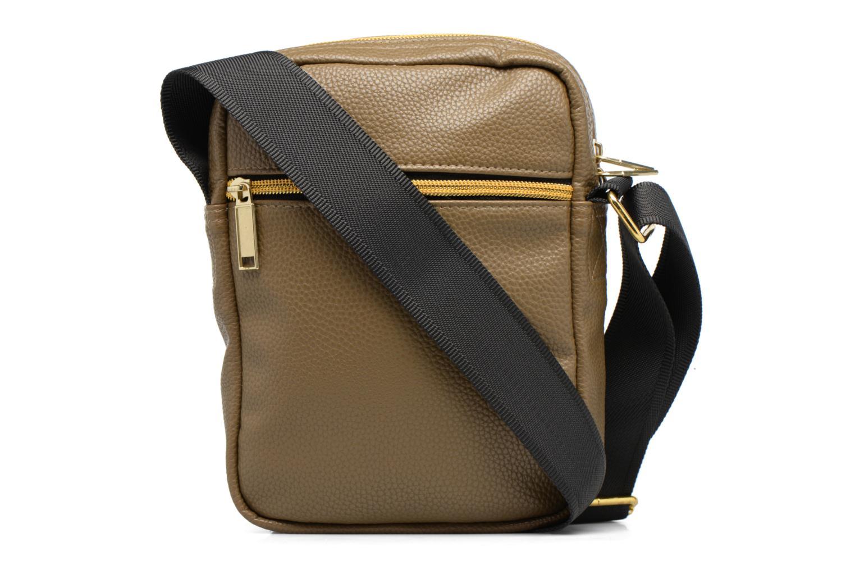 Herrentaschen Mi-Pac Flight bag grün ansicht von vorne