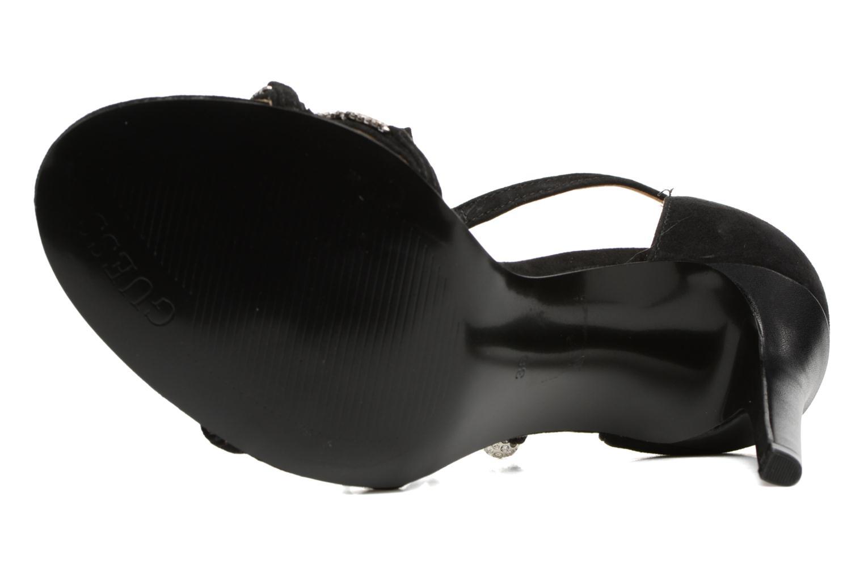 Sandalen Guess PERI Zwart boven