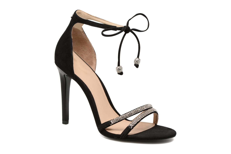 Grandes descuentos últimos zapatos Guess PERI (Negro) - Sandalias en Más cómodo