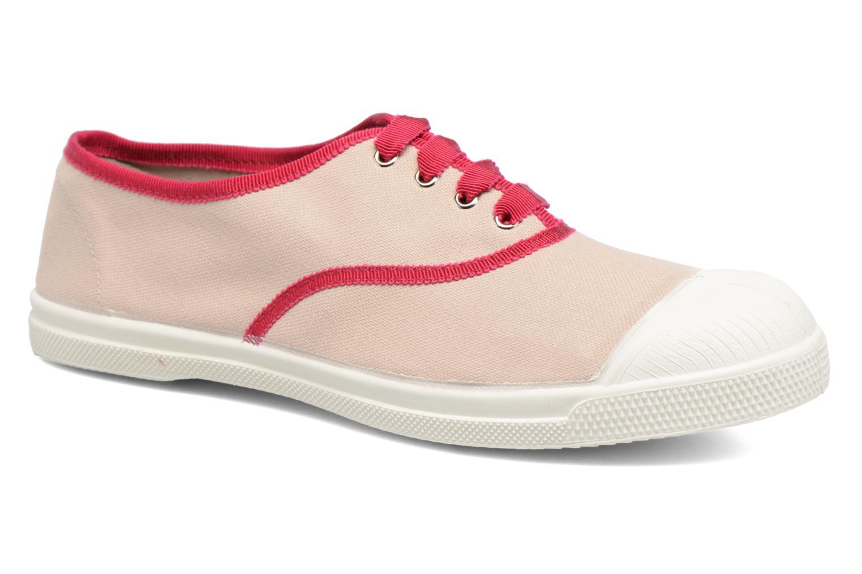 Bensimon - Damen - Tennis Lacet Gros Grain - Sneaker - beige 4i1k1SW