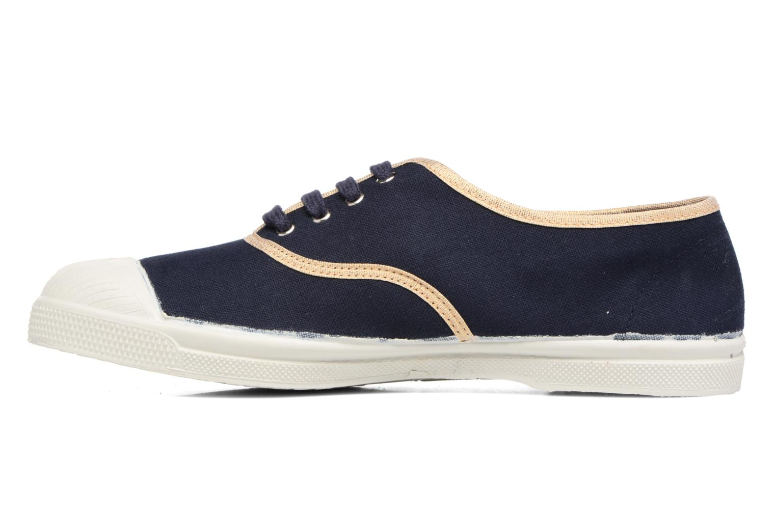Bensimon Tennis Shinypiping Bleu