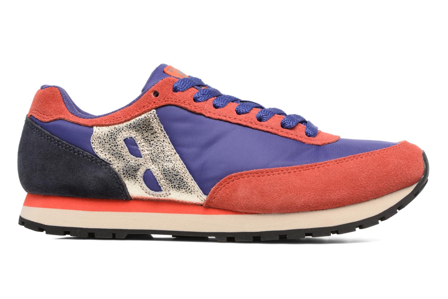 Trainers Bensimon Runnings Blue back view