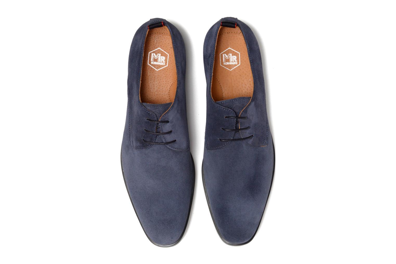 Chaussures à lacets Mr SARENZA Norage Bleu vue portées chaussures