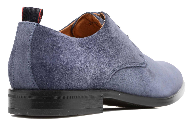 Chaussures à lacets Mr SARENZA Norage Bleu vue face