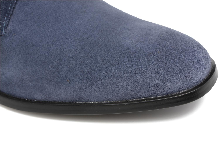 Chaussures à lacets Mr SARENZA Norage Bleu vue gauche