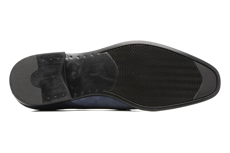 Chaussures à lacets Mr SARENZA Norage Bleu vue haut