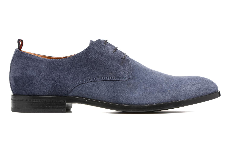 Chaussures à lacets Mr SARENZA Norage Bleu vue détail/paire