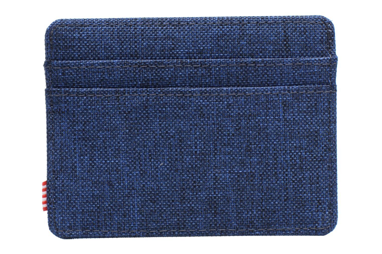 Petite Maroquinerie Herschel Charlie Bleu vue face