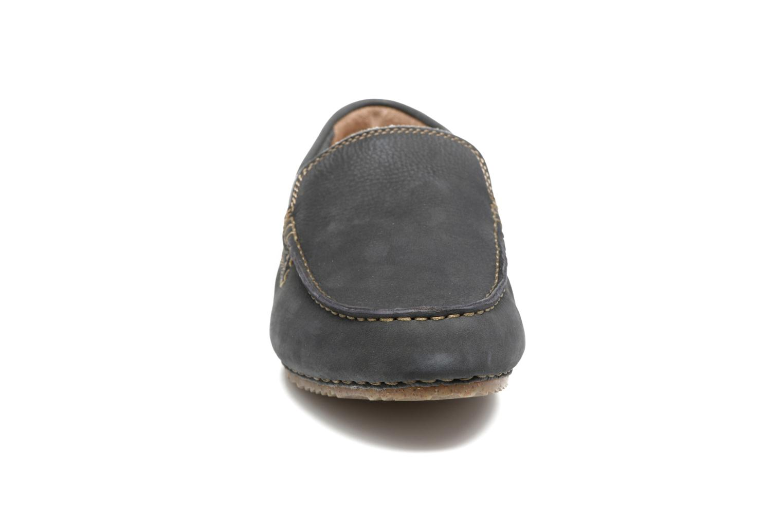 Mocassins Hush Puppies Riban Bleu vue portées chaussures