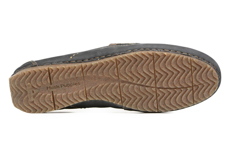 Loafers Hush Puppies Riban Blå bild från ovan