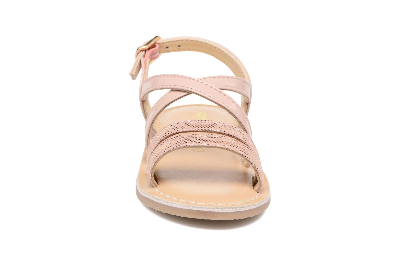 Sandales et nu-pieds Osito by Conguitos Alida Rose vue portées chaussures