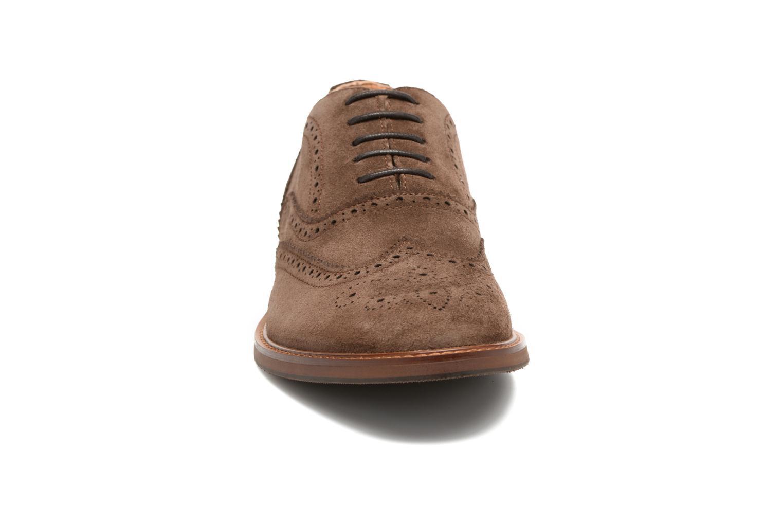 Chaussures à lacets Aldo BARTOLELLO-R Marron vue portées chaussures