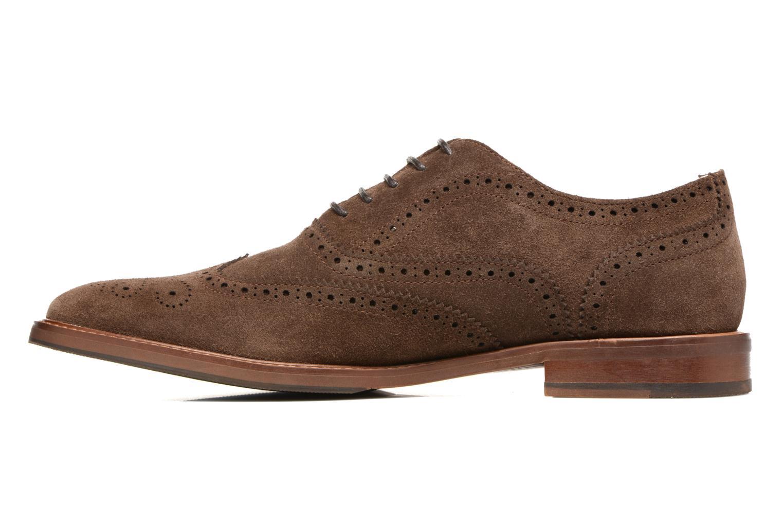 Chaussures à lacets Aldo BARTOLELLO-R Marron vue face
