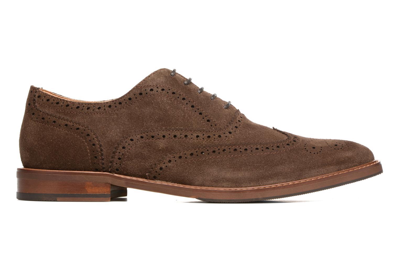Chaussures à lacets Aldo BARTOLELLO-R Marron vue derrière