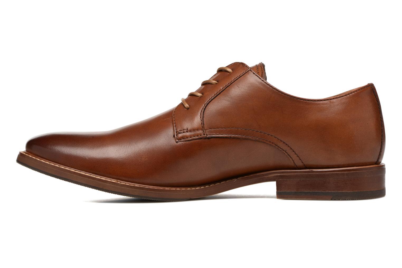 Chaussures à lacets Aldo CERNEGLONS-R Marron vue face