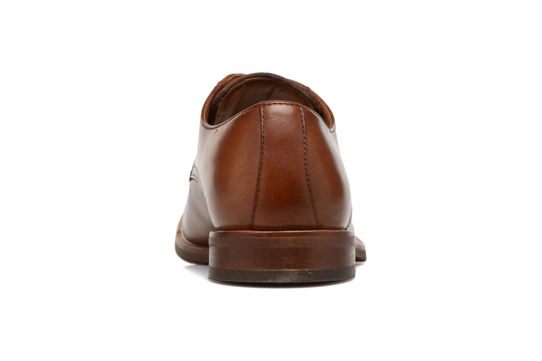 Chaussures à lacets Aldo CERNEGLONS-R Marron vue droite