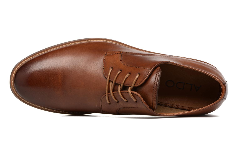 Chaussures à lacets Aldo CERNEGLONS-R Marron vue gauche