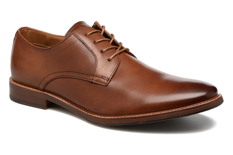 Chaussures à lacets Aldo CERNEGLONS-R Marron vue détail/paire