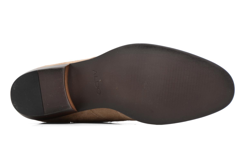 Bottines et boots Aldo SWIFT Beige vue haut