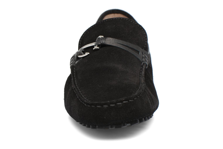 Mocassins Aldo ROXBURY Noir vue portées chaussures