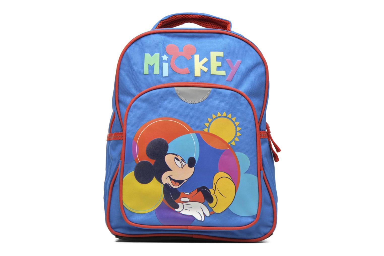 Sacs à dos Disney Sac à dos Mickey 26cm Bleu vue détail/paire
