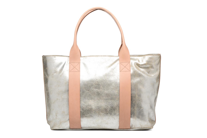 Handbags Clarks Tasmin Bella Cabas Cuir Silver Detailed View Pair