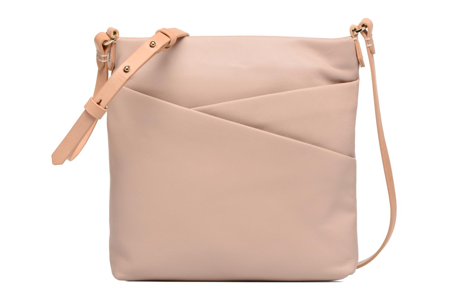 TOTTINGTON DUO Crossbody cuir Oat