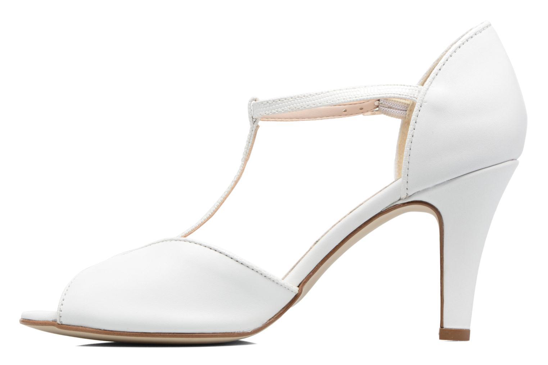 High heels Georgia Rose Gitango 3 White front view