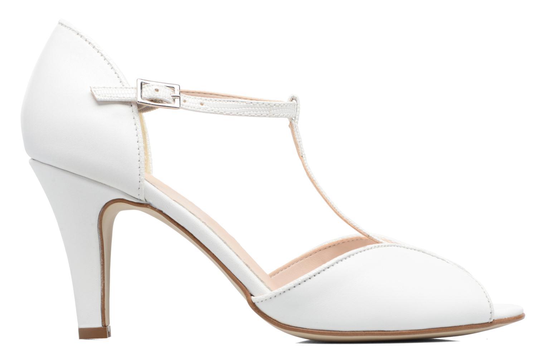 High heels Georgia Rose Gitango 3 White back view