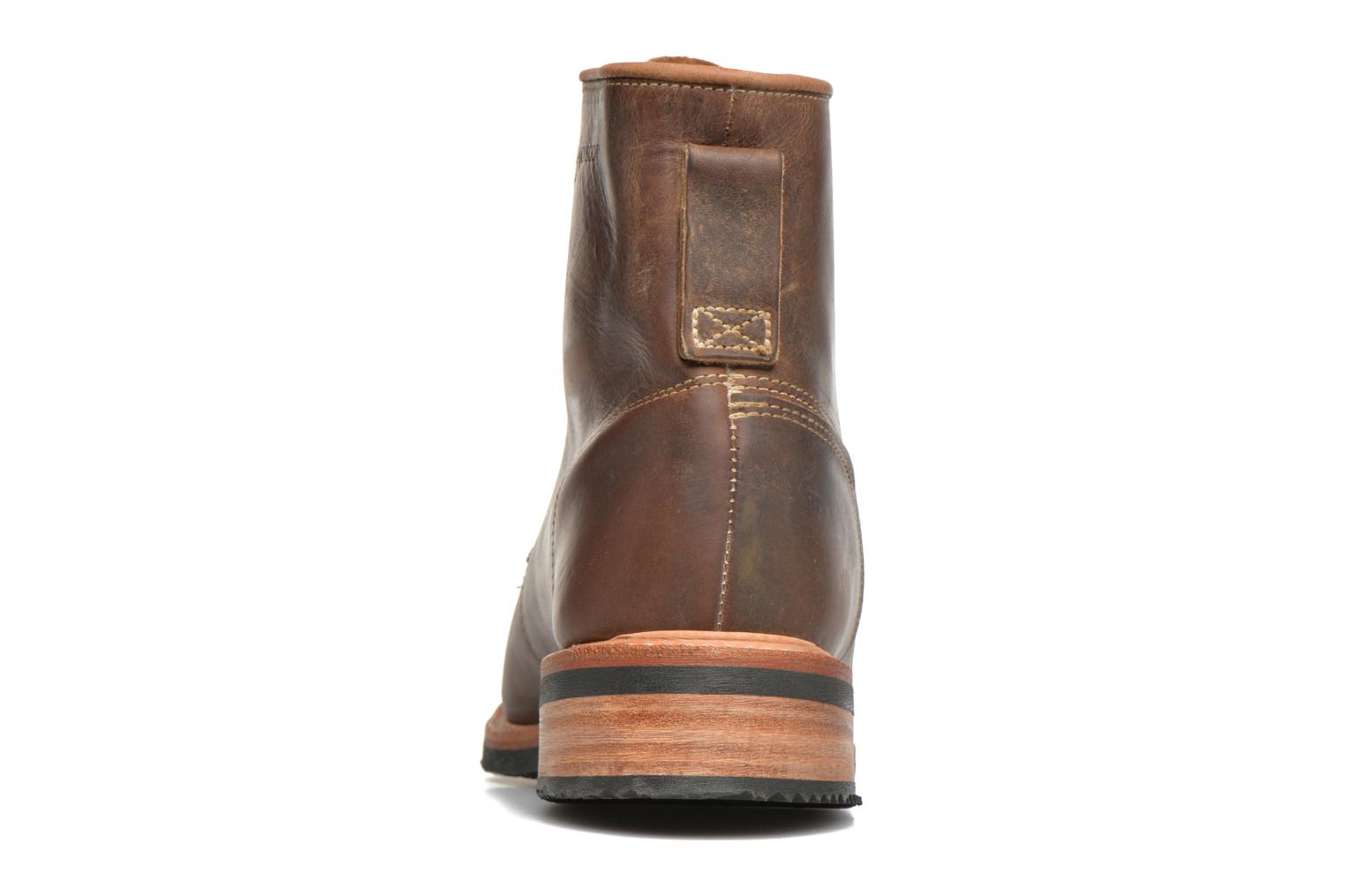 Ankle boots Timberland Smugglers Notch 6 Li Brown view from the right