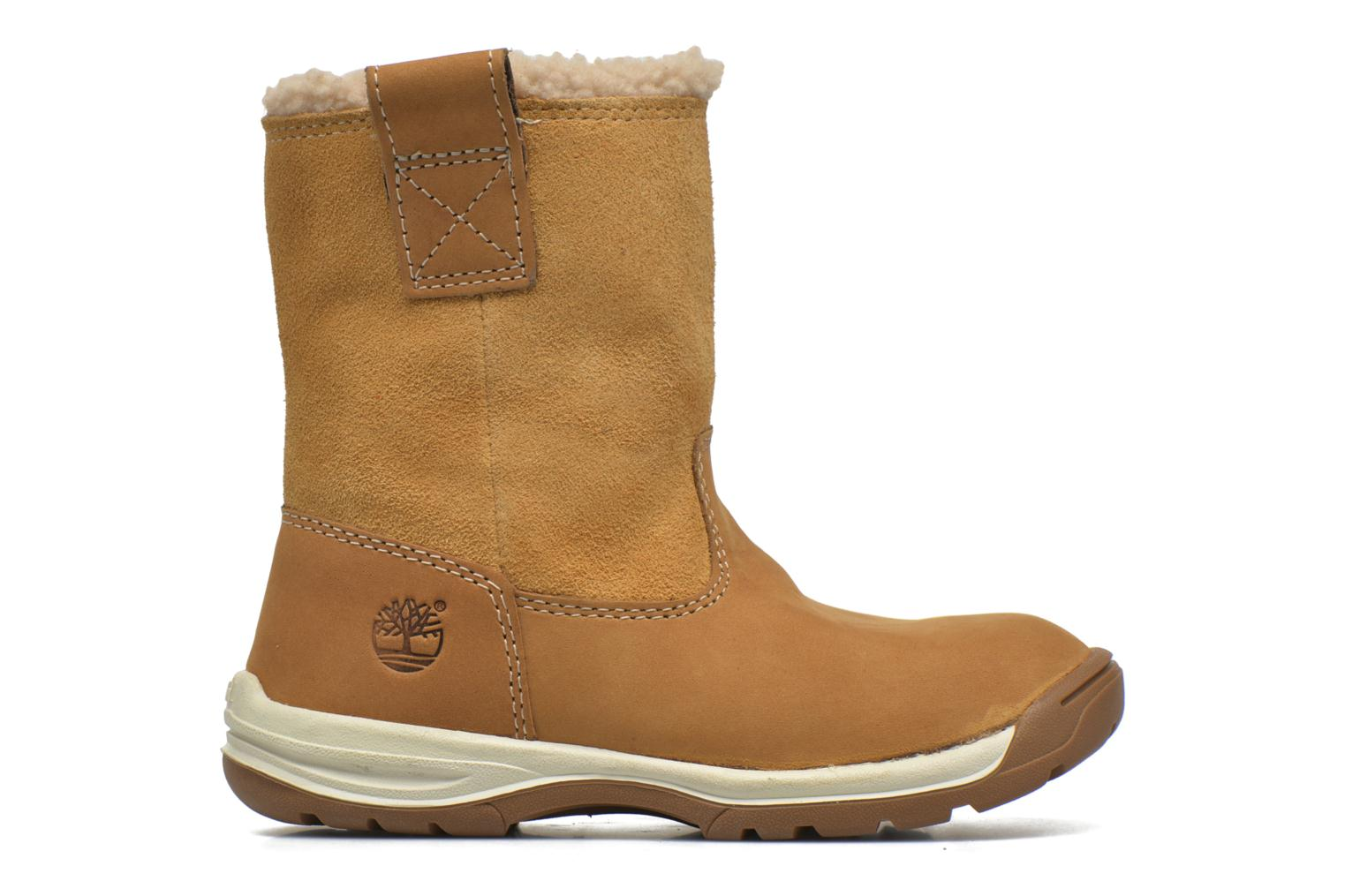 Ankle boots Timberland TTYKES EKPULLONBT Brown back view