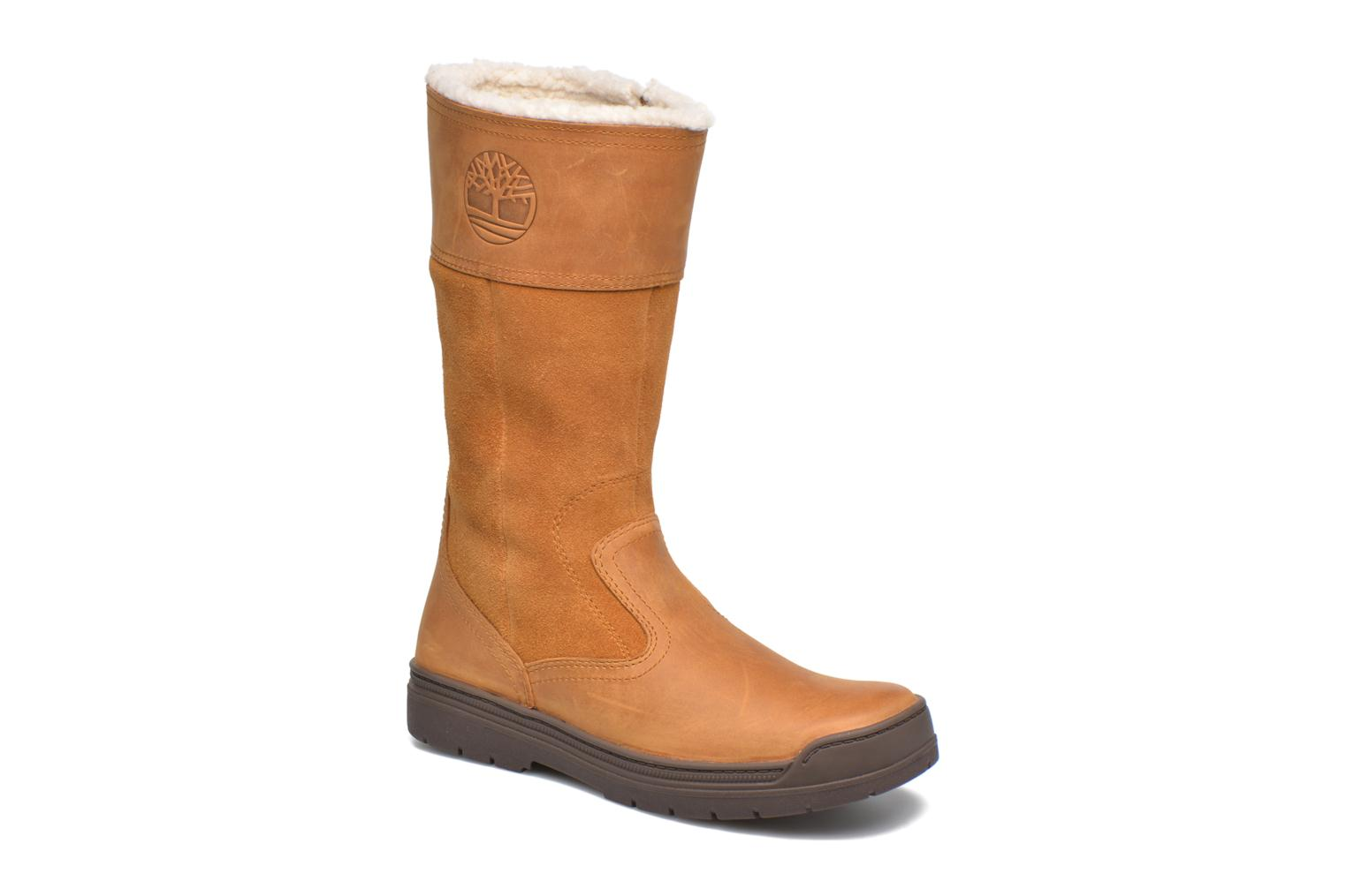 Bottes Timberland Ramble Wild Tall Boo Marron vue détail/paire