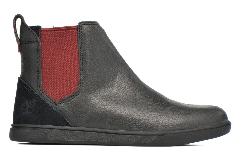 Bottines et boots Timberland Groveton Chelsea Noir vue derrière