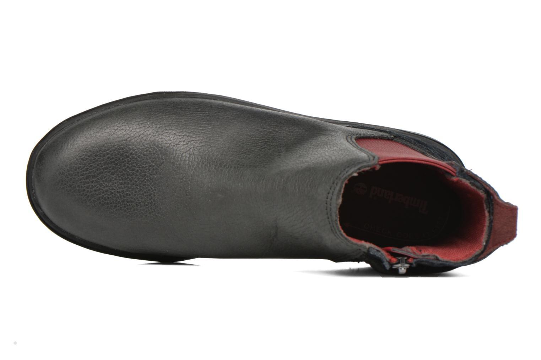 Bottines et boots Timberland Groveton Chelsea Noir vue gauche