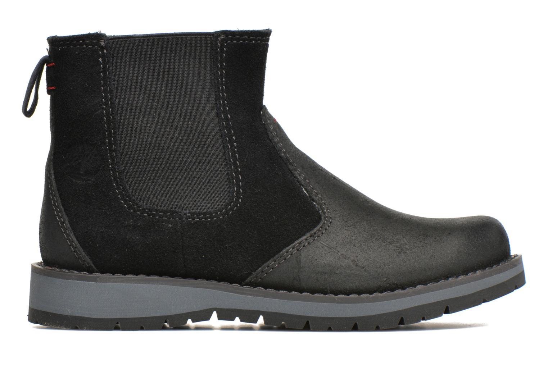 Bottines et boots Timberland Kidder Hill Wedge Ch Noir vue derrière