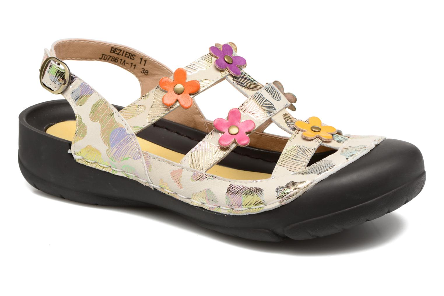 Mules & clogs Laura Vita Beziers 11 Multicolor detailed view/ Pair view