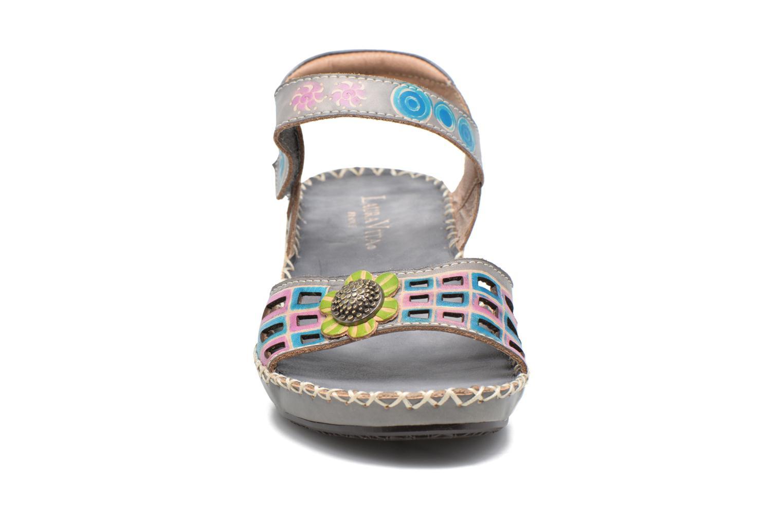 Sandales et nu-pieds Laura Vita Betsy 38 Multicolore vue portées chaussures