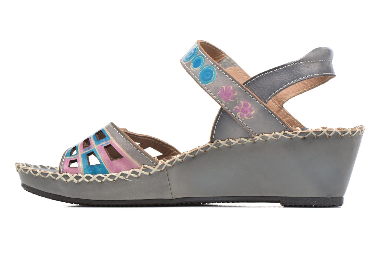 Sandales et nu-pieds Laura Vita Betsy 38 Multicolore vue face
