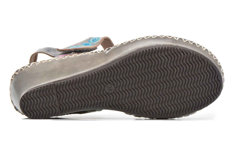 Sandales et nu-pieds Laura Vita Betsy 38 Multicolore vue haut