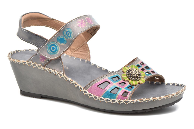 Sandales et nu-pieds Laura Vita Betsy 38 Multicolore vue détail/paire